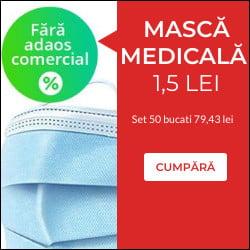 masca medicala ieftina