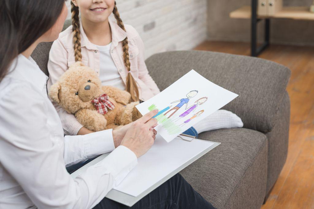 terapia prin artă la copii
