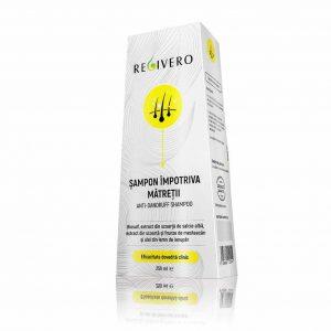 Șampon anti-mătreață grasă