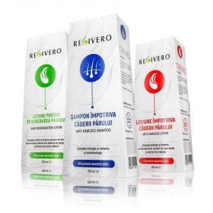 Tratament natural profesional împotriva căderii și pentru regenerarea părului