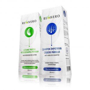 Tratament natural profesional pentru regenerarea și creșterea părului