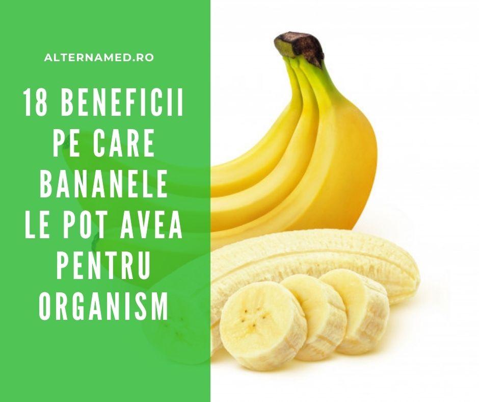 beneficii banane