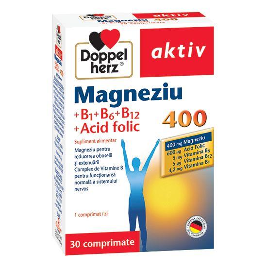 magneziu doppelherz