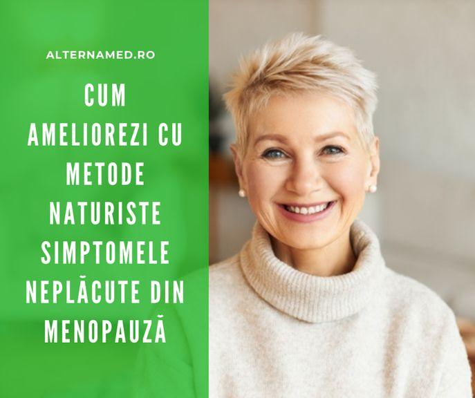 cele mai bune tratamente pentru menopauză.