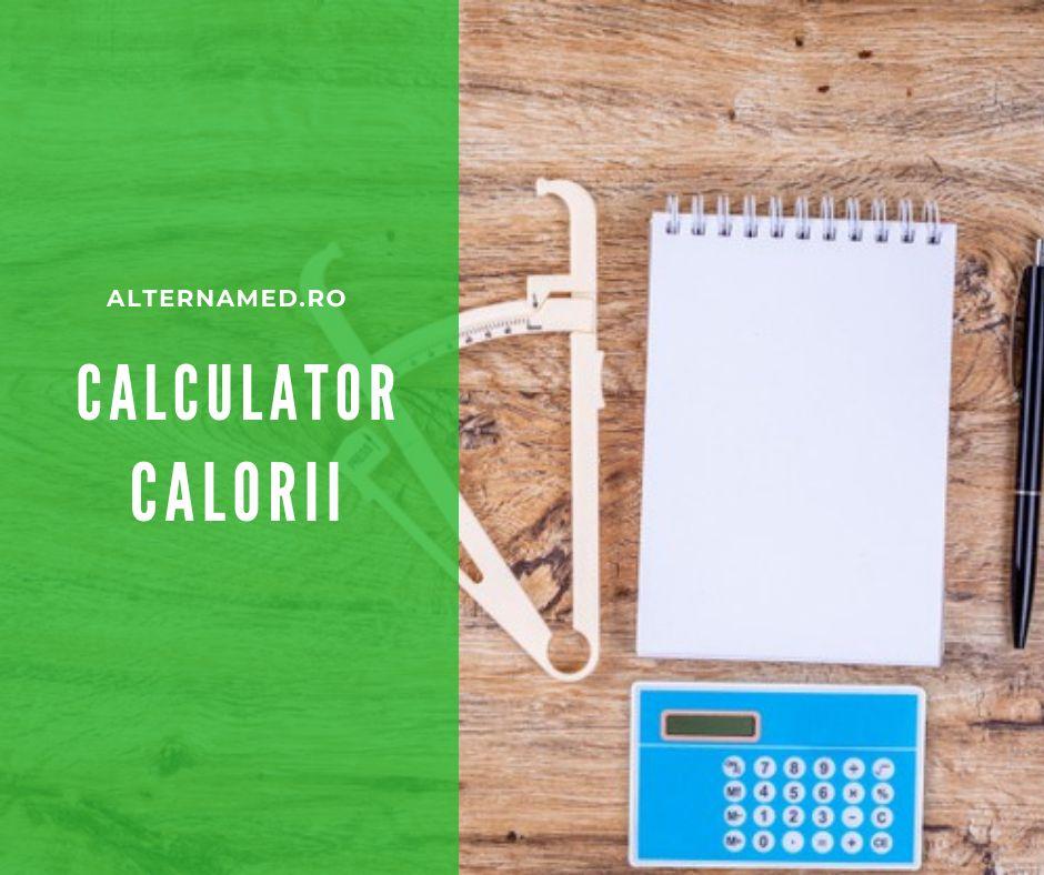 calculator calorii zilnice