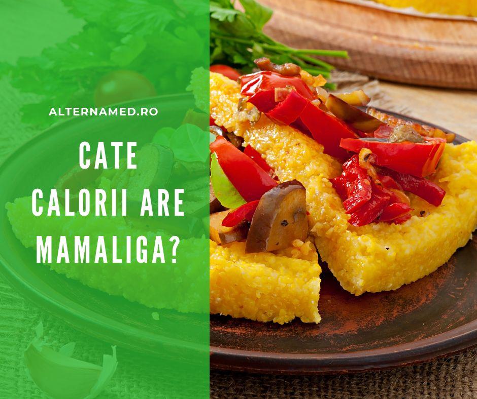 cate calorii are mamaliga