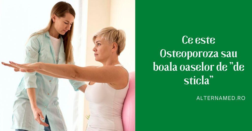 """Ce este Osteoporoza sau boala oaselor """"de sticlă"""" 1"""